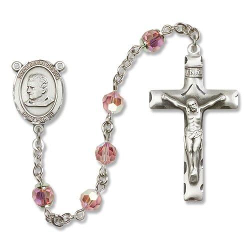 SS Light Rose October St. John Bosco Rosary