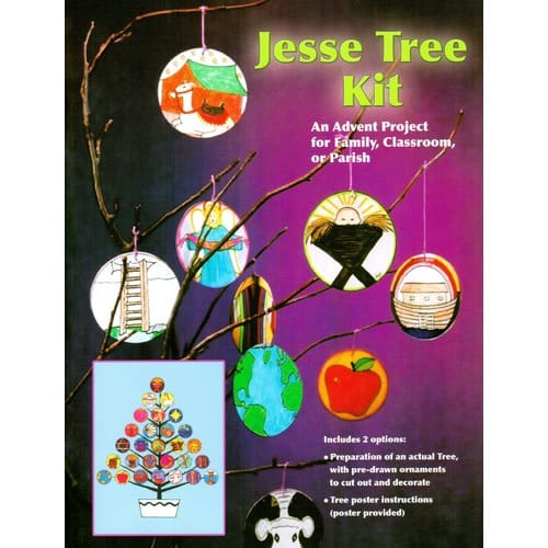 Jesse Tree Kit by Lynn M. Simms and Betsy Walker