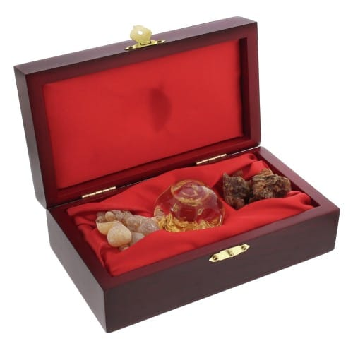 Gold, Frankincense, and Myrrh Box Set