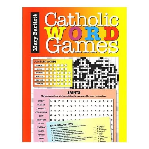 Catholic Word Games