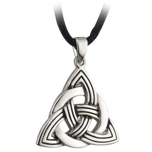 Celtic trinity pendant the catholic company aloadofball Gallery