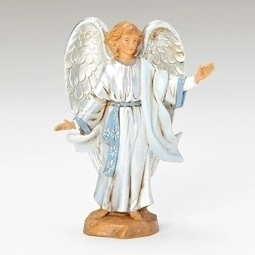 "Fontanini Rescurrection Angel Figure - 5"""""" 3010247"