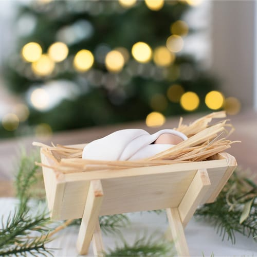 The Giving Manger Gift Set