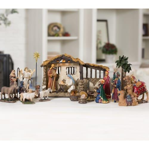 Real_Life_Nativity-23_Piece_Set