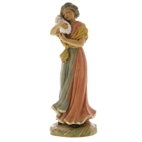 """Fontanini Villager Nativity Figure 5"""""""" Scale"""" 3011791"""