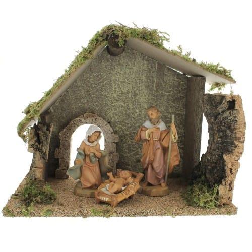 "Fontanini 3 Piece Nativity Set 5"" Scale"