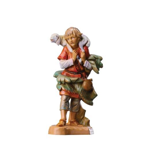 "Fontanini Shepherd Gabriel Nativity Figure 5"" Scale"
