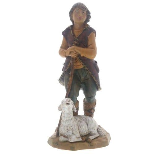"Fontanini Shepherd Paul Figure 5"""" Scale"" 3011810"