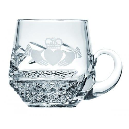 Galway Claddagh Baptism Mug
