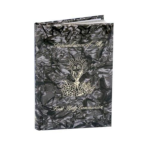 Marian Children's Mass Book - Black Pearl Cover