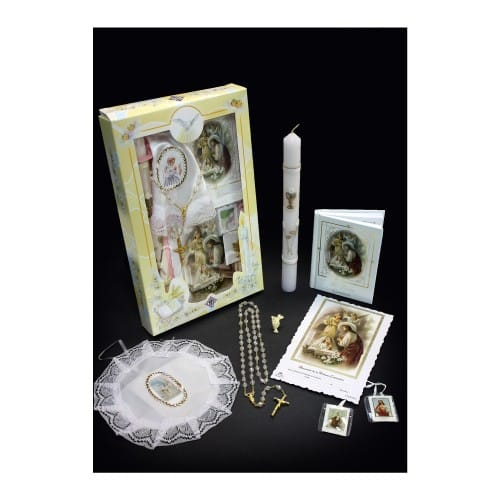 First Communion Gift Set for Girls- Spanish
