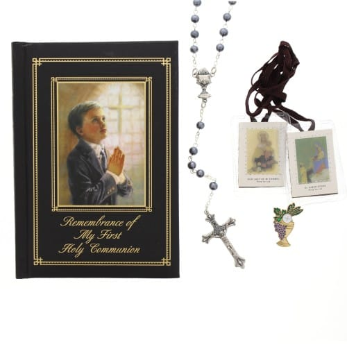 First Communion Gift Set - Boys