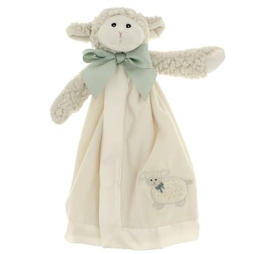 Little Lamb Snuggle Blanket