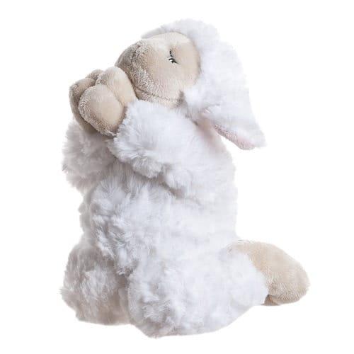 Praying Plush Lamb