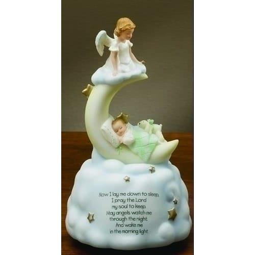 Sweet Dreams Lullaby Prayer Musical Figure
