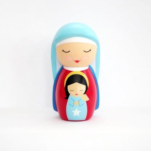 St. Anne Shining Light Doll