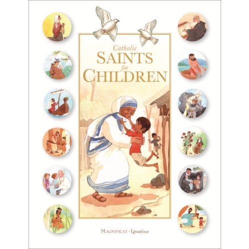Catholic Saints for Children by Annesophie Du Bouëtiez