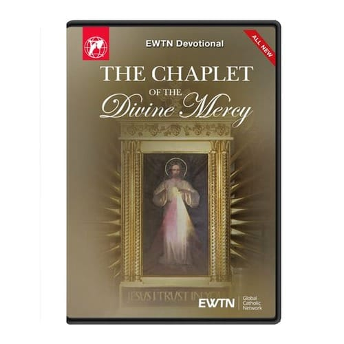 EWTN Chaplet of Divine Mercy (DVD)