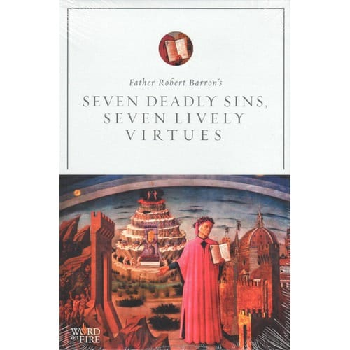 Seven Deadly Sins, Seven Lively Virtues Bible Study DVD by Fr. Robert...