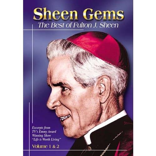 Sheen Gems: The Best of Fulton J. Sheen (DVD)