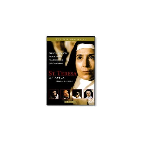 St. Teresa of Avila (DVD)