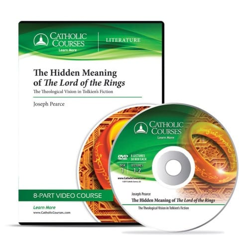 The Hidden Meaning of the Lord of the Rings: Catholic Courses