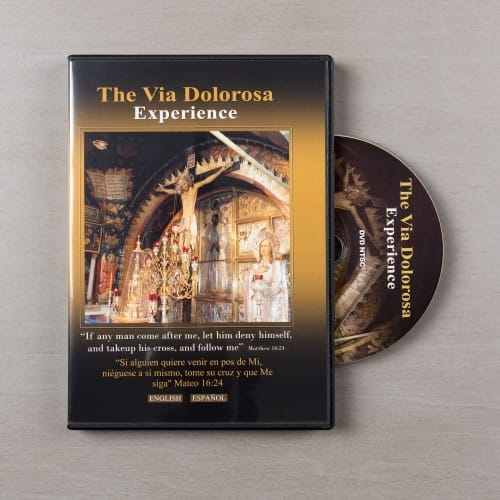 The Via Dolorosa Experience DVD
