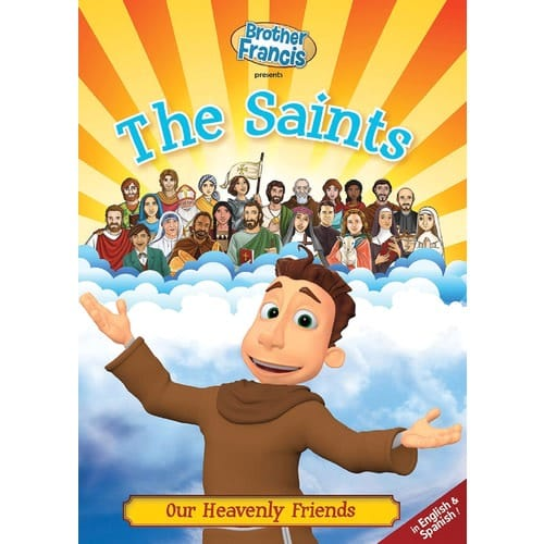 Brother Francis: Saints DVD