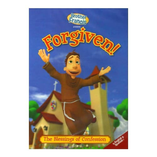 Brother Francis: Forgiven DVD