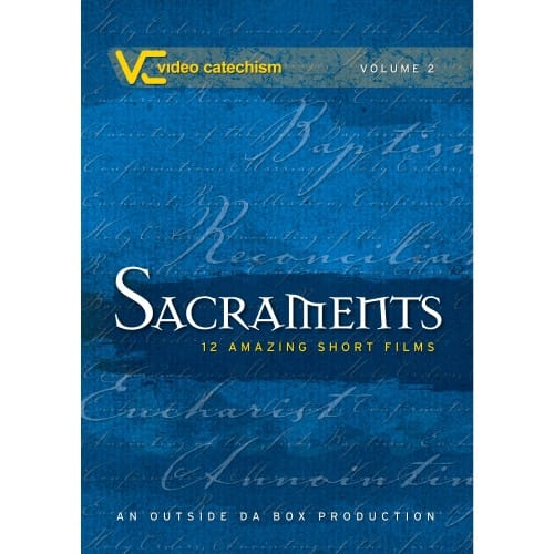 VCAT Sacraments DVD by Outside da Box