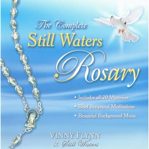 Complete Still Waters Rosary-CD