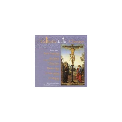 Catholic Classics CD - Volume 4 Latin Classics