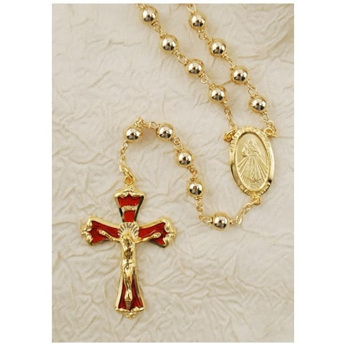 6MM GP Divine Mercy Rosary
