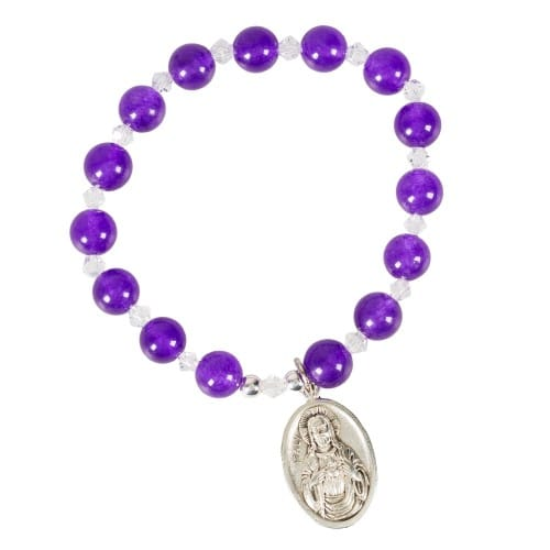 St. Andrew Novena Bracelet w/ Novena Card