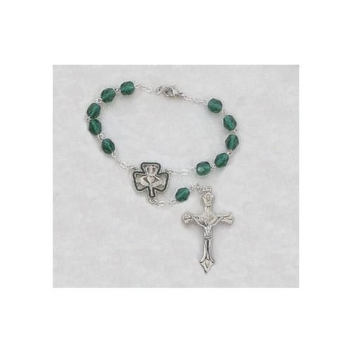7MM Irish Auto Rosary