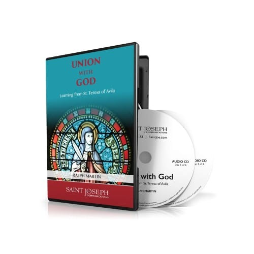 Union With God: Learning From St. Teresa of Avila (CDs) by Ralph...