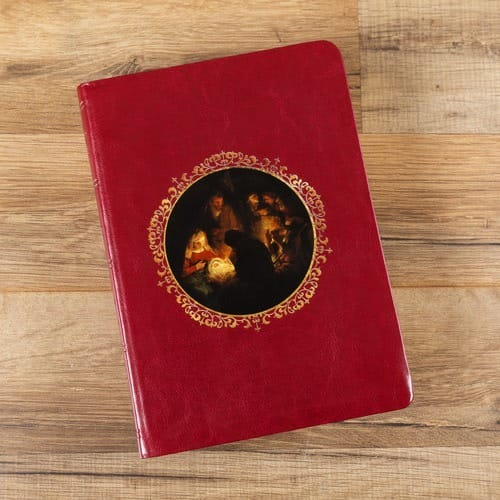 Holy Family Red Bible