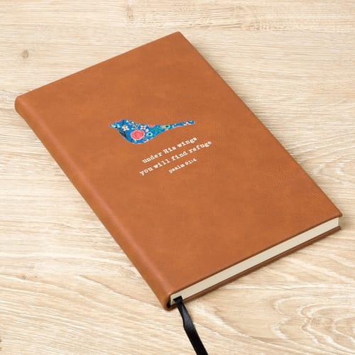 God Notes Floral Bird Journal 9800044