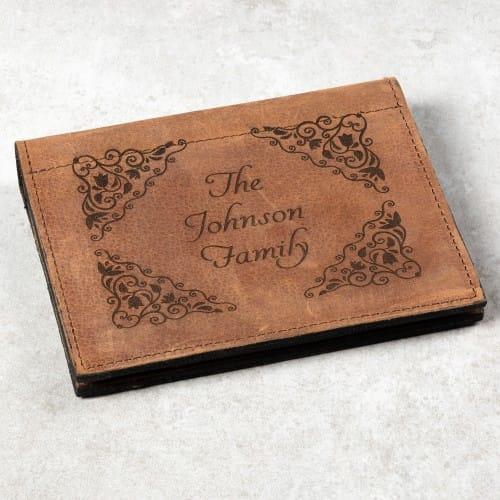 Family Prayer Card Holder
