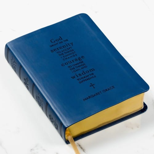Personalized Serenity Prayer Bible