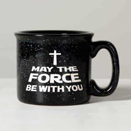 """""""""""Force Be With You"""""""" Campfire Mug"""" 9820085"""