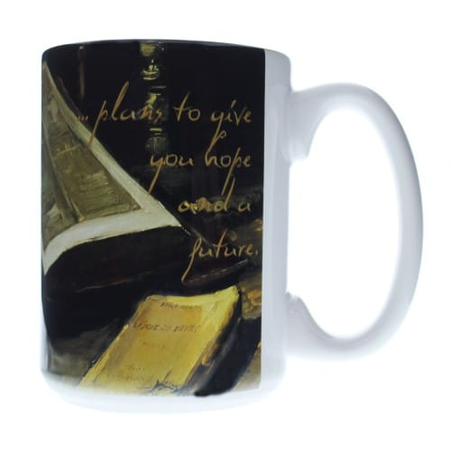 VanGogh Bible Mug