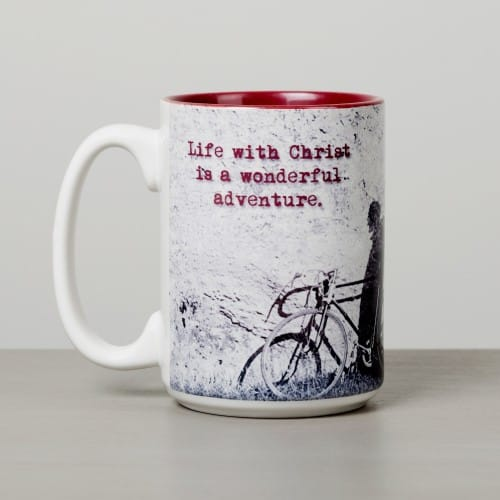 Life With Christ JPII Coffee Mug 9850061