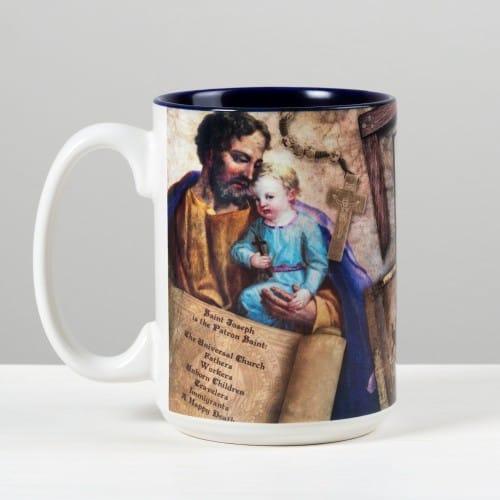St. Joseph Story Mug