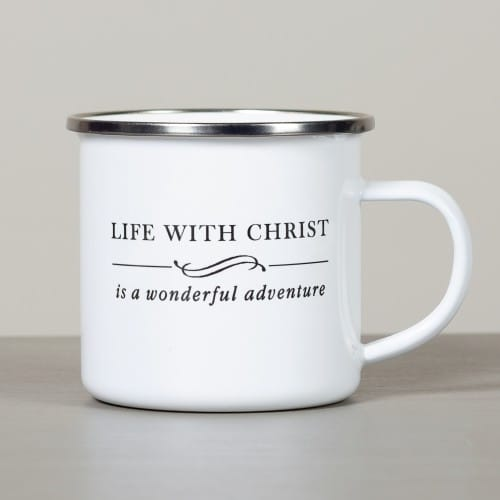 Personalized John Paul II Adventure Camp Mug