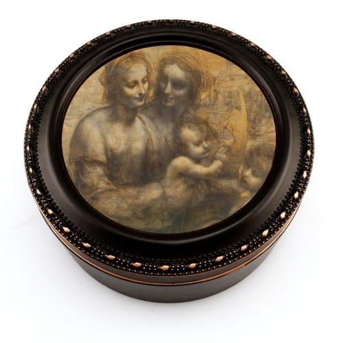 DaVinci Madonna & Child with Saint Anne & Saint John the Baptist