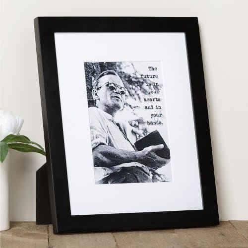 St. John Paul II Future Framed Print