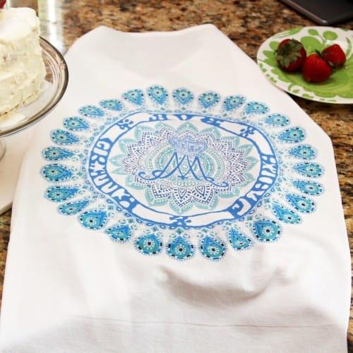 Ave Maria Kitchen Essentials Dish Towel