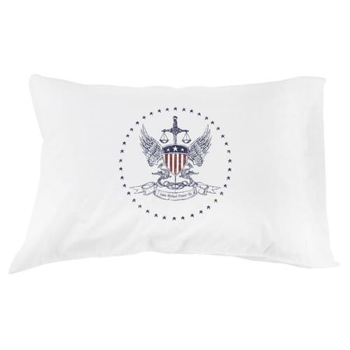 St. Michael Protect Us Pillowcase
