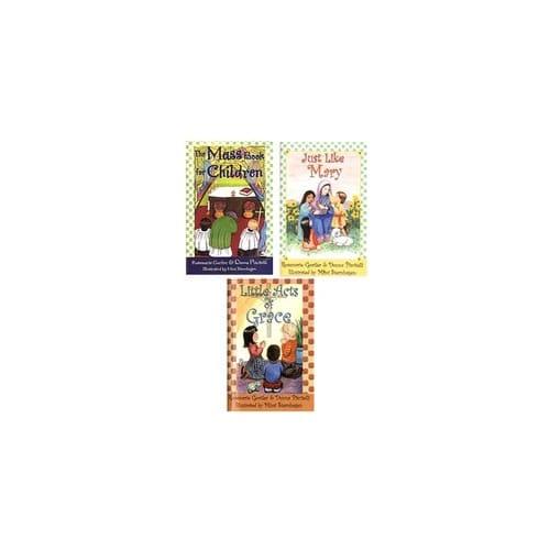 Little Catholics Book Set